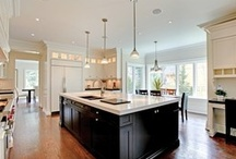 Gourmet Kitchens / Cook up a storm in these spacious kitchen retreats.