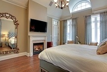 Tranquil Master Retreats / After a long day, the best thing to do is relax in these stunning master bedrooms.