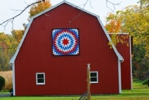 Quilts...Barn Quilts.... / by Gaytha Quinlin