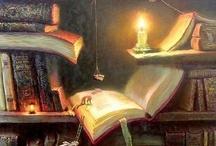 Books, books, books...love / by Dena Harmon