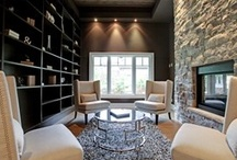 Stylish Living Rooms / Cozy, comfortable living room spaces for you and your guests.