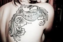 Tattoo / by Steph Sturm