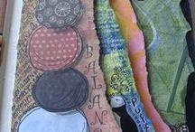 ART JOURNALING IDEAS # 2 / More art journaling ideas.