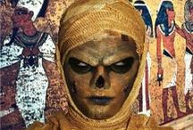 Halloween...Egyptian/Curse of the Mummy / by Dawn Blankenship