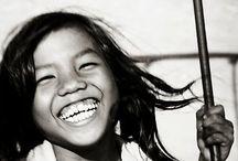 Smile (A child's...) / Sometimes your joy is the source of your smile, but sometimes your smile can be the source of your joy. —Thích Nhất Hạnh (Zen Buddhist monk, teacher, and peace activist) / by Heather D.