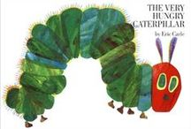 The Very Hungry Caterpillar / We're celebrating the 45th Anniversary of The Very Hungry Caterpillar!