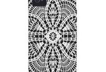 iPHONE ETC CASES / iPhone etc cases designed by Sandra Foster ©.