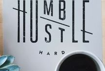 Hustle, darling! / by Candice Parkin