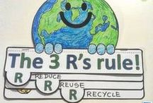 Super Kids Save the World / Teaching kiddos the importance of taking care of our world