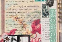 ART JOURNALING IDEAS # 3 / Art journal ideas.