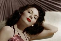 Girl Crush - Ava Gardner / My FAVORITE girl crush!! Ava Lavinia Gardner | December 24, 1922 | Smithfield, North Carolina, U.S. Died: January 25, 1990 (aged 67) | Westminster, London, England, UK | Cause of death: Pneumonia She is listed 25th among the American Film Institute's Greatest Female Stars. / by Heather D.