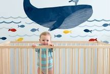 Mej Mej Decals / Illustrate your child's room with our repositionable decals!