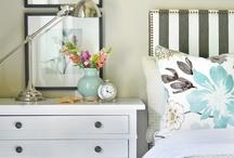 Cozy Bedrooms / by Myra