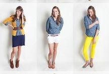 Fashion Style / by Myra