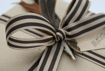 Packaging and Gifts / It's all in the details! / by Kendra Knowles