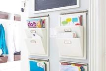 Organization / by Ellie Hanson