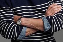 Men's Wear / Great looks for men / by Alaina Burnett