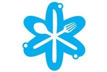 Restaurant Logos & Bar Logos / Restaurant and Bar logos from around the world - including Nosh Creative's own brands / by Nosh Creative