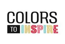 Colors for Inspiration! / Color Inspiration