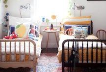 Boy Bedroom Ideas / by Myra