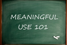 Meaningful Use / by HIT Consultant Media