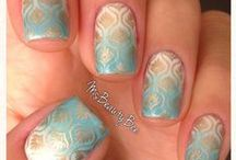 Beauty- Very Well Polished / Nail Art Ideas