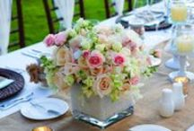 Flowers and Centerpieces