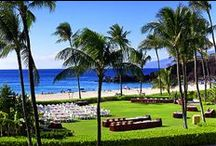 Hawaii Weddings / Have your perfect wedding in the Aloha state.