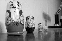 △ THE MATRYOSHKA △ / by Sarah Cuartas Jllo