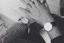 △ THE TIME △ / by Sarah Cuartas Jllo