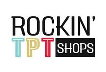 Rockin' TPT Stores / by The 3AM Teacher Designs