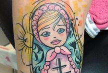 Tattoo is sexy...
