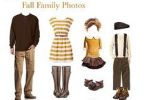 What to Wear Inspiration (Family) / Some ideas for the perfect clothing for your Family Session!