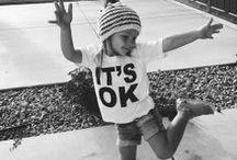 △ THE KIDS △ / by Sarah Cuartas Jllo