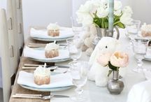 Charming Tablescapes