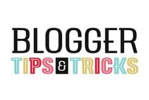 Blogger Tips & Tricks / Blogging Tips and Resources. Get the most out of blogging.  #3amteacher  #blogger #TpT
