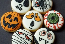 Halloween Cakes and Goodies / by Kathy Mericle-Adkins
