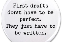 Literary Inspiration / Literary quotes, thought on writing, etc.