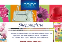 Shoppingliste
