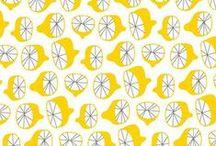 Fabric & Patterns / by Jamie Elizabeth