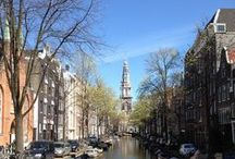 Amsterdam Our Home Base / The colourful capital of The Netherlands, home base of KLM.