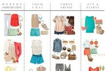 What to Wear Inspiration (Seniors) / Some ideas for High School and College Senior session clothing!