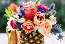 Floral Arrangements and other pretty flower things  / by Leslie Christensen