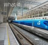 What If KLM Was Not An Airline / But a Super Market or a Consumer Electronics Company or......