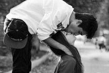 △ THE LOVE STORY △ / by Sarah Cuartas Jllo