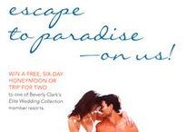 Enter Today & Escape To Paradise! / Enter Our Trip for Two Contest on WeddingLocation.com & Escape To Paradise on us!