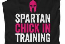 Spartan Strong! / by Lawna Pouliot
