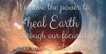 Healing Practice / Different forms of energy healing, including Reiki.