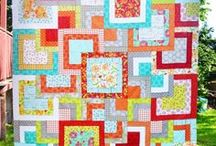 quilting ideas & inspirations / by Lisa Mann