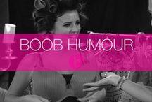 Boob Humour